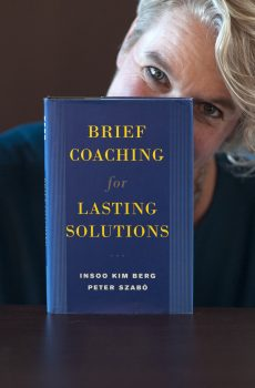 Solution Focused Coaching & Training & Management This book as an example for the fact that SF-coaching leads to brief instead of long coaching sessions